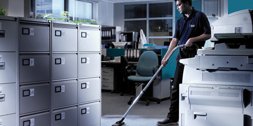 Office Cleaning Canary Wharf E14